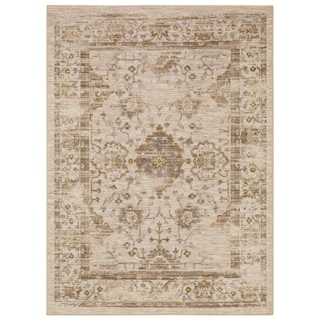 target vintage distressed rug