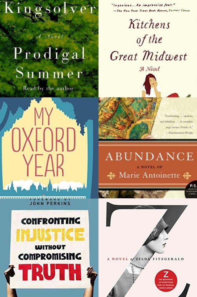 April Books Read