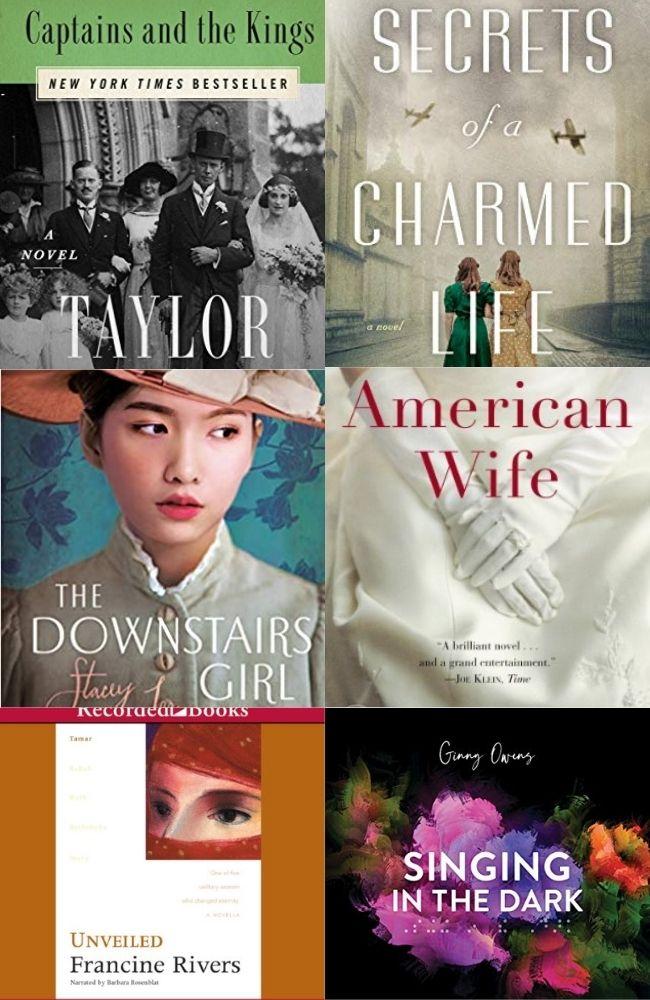 6-21 Books Read