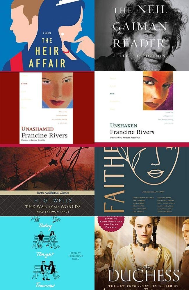 July 21 Books Read