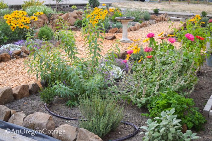 sunken garden west