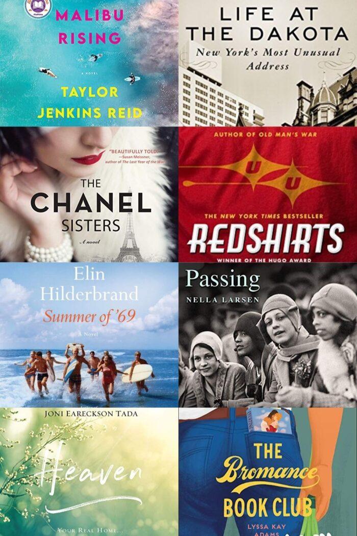 August books read