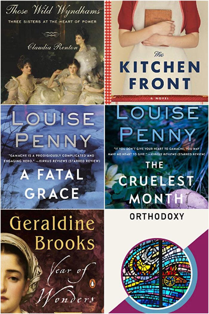 September 2021 Books Read